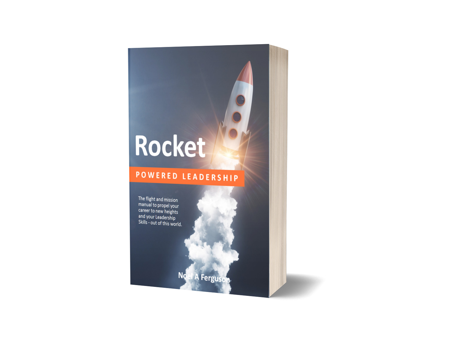 Rocket Powered Leadership